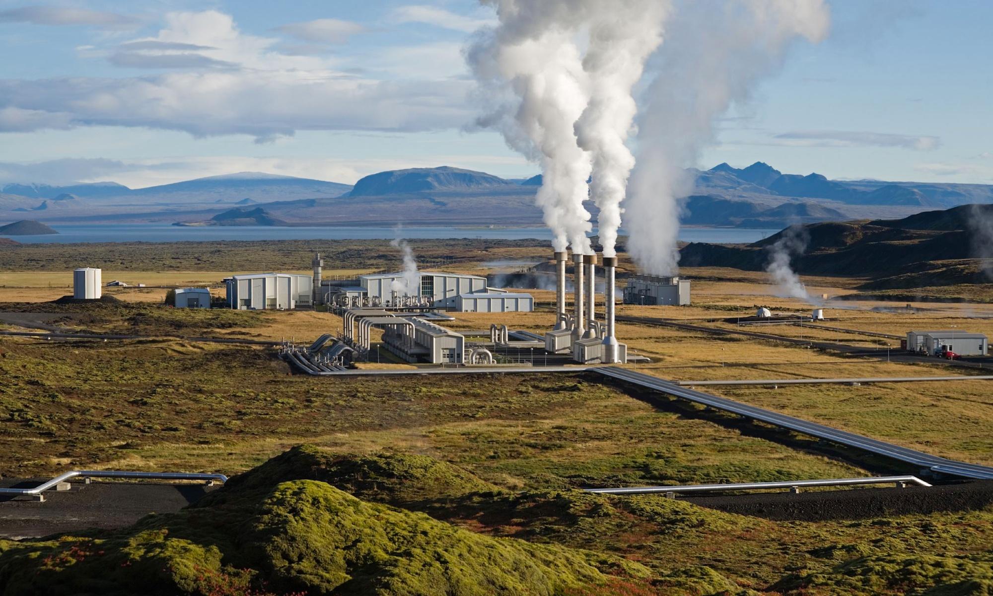 Gretar Ívarsson – Edited by Fir0002 - Gretar Ívarsson, geologist at Nesjavellir
